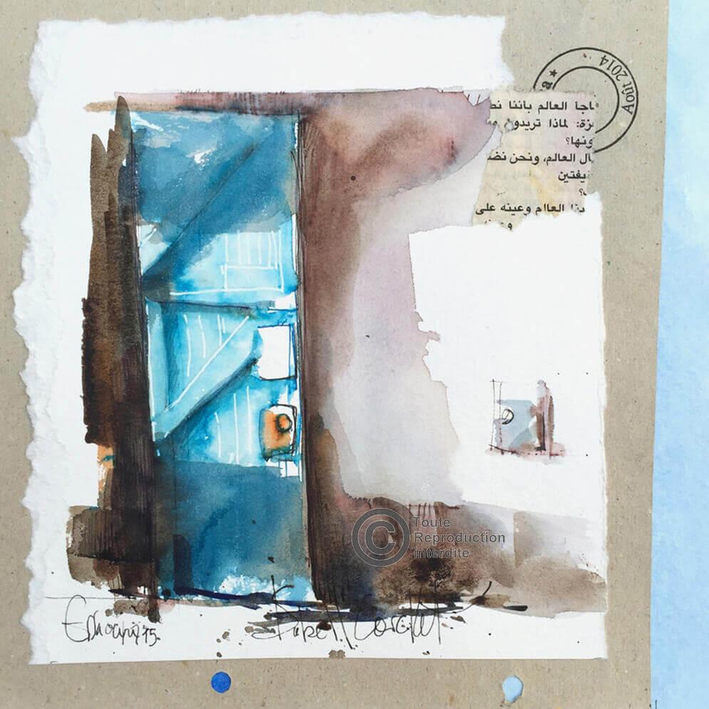 Essaouira-12x12-Isabelle-Corcket